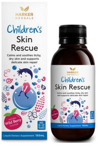 Harker Children's Skin Rescue liquid