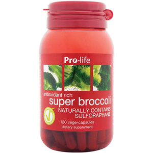 Pro-life Super Broccoli 120 Caps