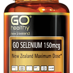 GO SELENIUM 150mcg - NZ Maximum Supplement Dose