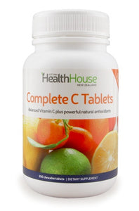 COMPLETE C TABLETS