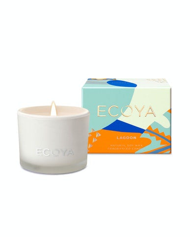 Ecoya Limited Edition Monty Candle Lagoon 90g