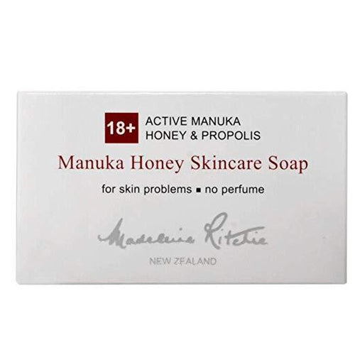 Madeleine Ritchie Manuka Honey Skincare 18+ Soap