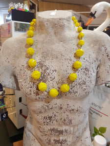 The Yellow Beads