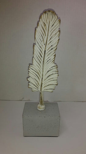 Feather Paperweight