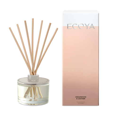 Cedarwood & Leather Fragranced Diffuser
