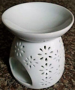 Oil Burner White