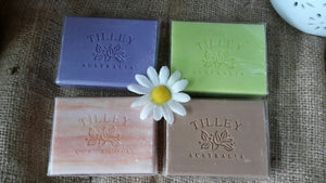 Tilley Australia Soap