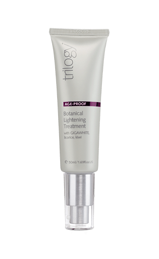 Trilogy Botanical Lightening treatment