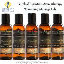 Gumleaf Essentials Massage Oil 125ml