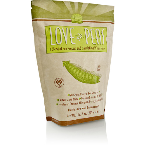 Love and Peas (675g) vegan pea protein