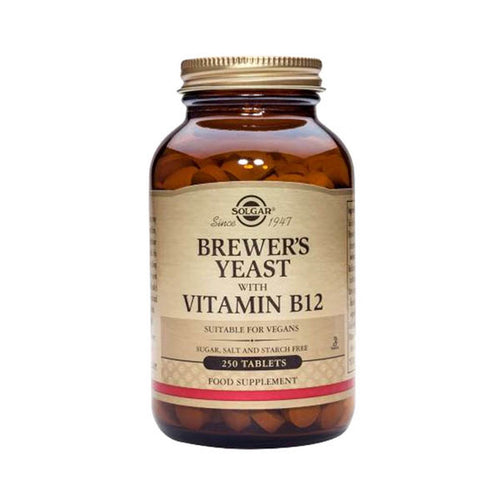 Brewers Yeast w Vitamin B12