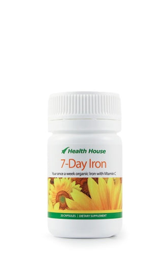 Health House 7-DAY IRON