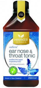 Harker Ear Nose & Throat Tonic