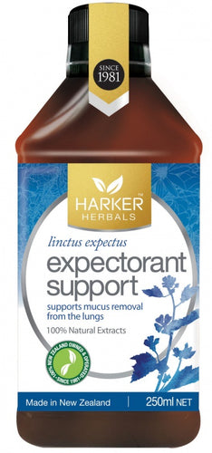Harker Expectorant Support
