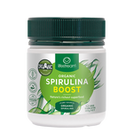 Spirulina Boost 200g powder certified organic