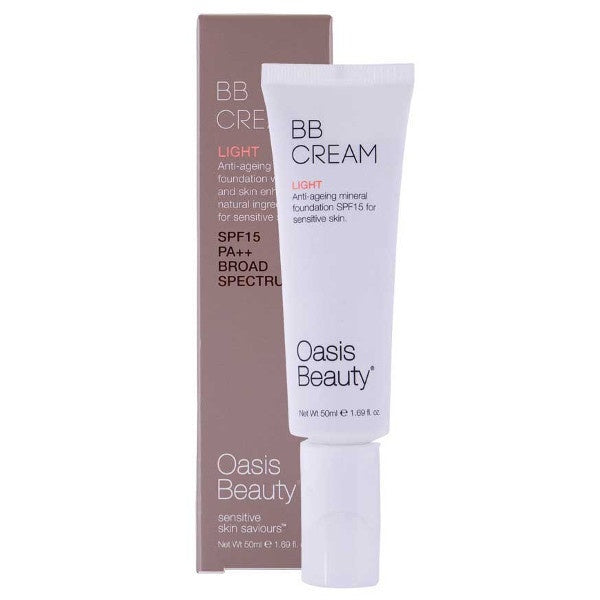 BB Cream SPF Foundation