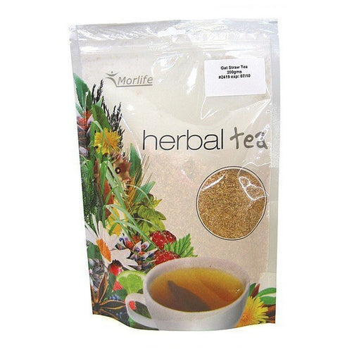 morlife oat straw tea