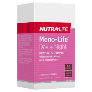 Meno-Life Day Night Menopause Support Caps 60s