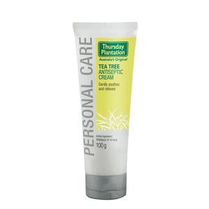 Tea Tree Antiseptic Cr 100g