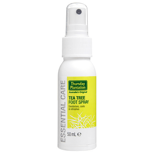 Tea Tree Foot Spray 50ml