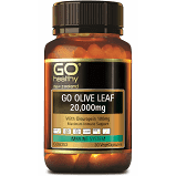 GO OLIVE LEAF 20,000mg - Max Immune Support