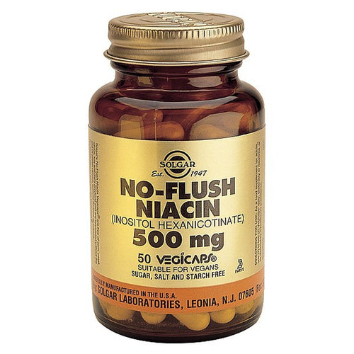 No-Flush Niacin 500 mg (P)