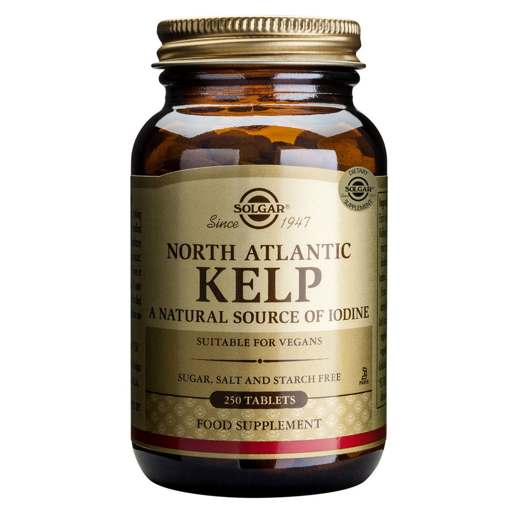 North Atlantic Kelp (Iodine)