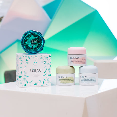 Bl'eau Pop-Up at Hudson's Bay in Downtown Vancouver