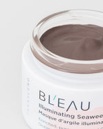 Glacial Oceanic Clay Glacial Clay Transcend Collection Illuminating Seaweed Clay Mask