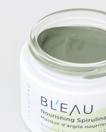 Glacial Oceanic Clay Glacial Clay Transcend Collection Nourishing Spirulina Clay Mask