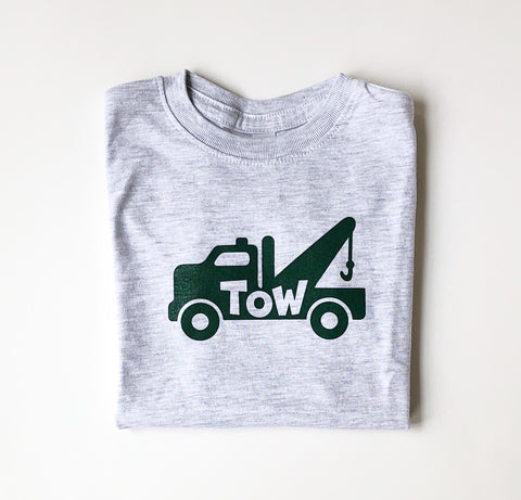 Tow Truck Tee