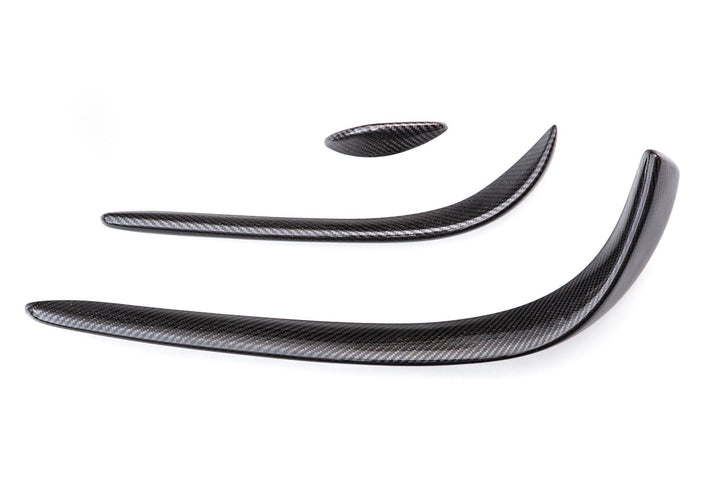 Carbon Front Canards Set