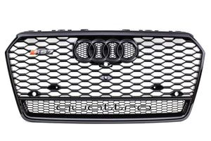 S7 Upgrade To RS7 Front Grille With Quattro(Facelift Version) - MODFIA