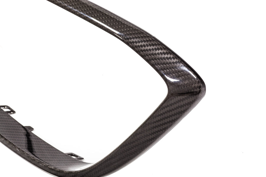M2 Competition Carbon Fiber Kidney Grilles