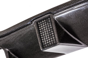 M2 Competition Carbon Fiber Rear Diffuser
