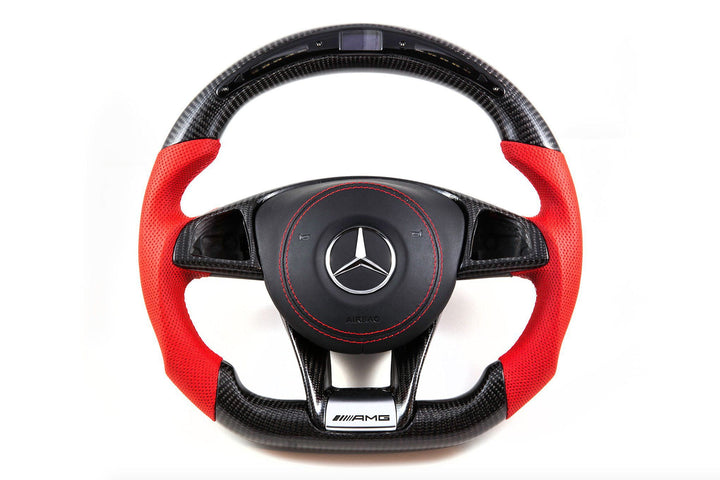 Customizable AMG Steering Wheel