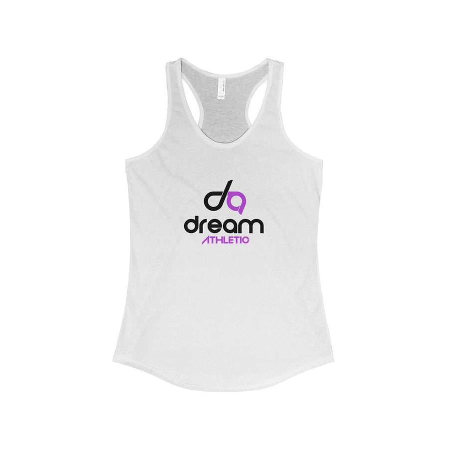 Dream Athletic Women's Ideal Racerback Tank-Black Prints - DreamAthletic