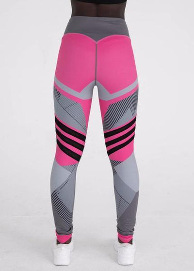 Future Cyborg Design Leggings - DreamAthletic