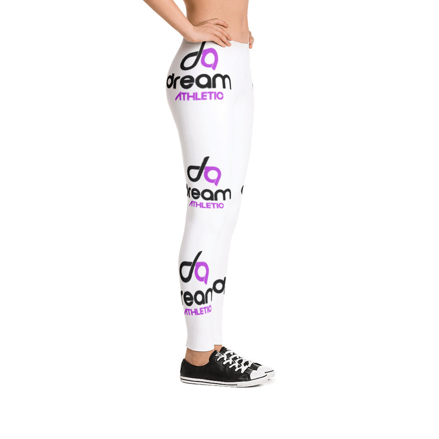 Dream Athletics White Leggings
