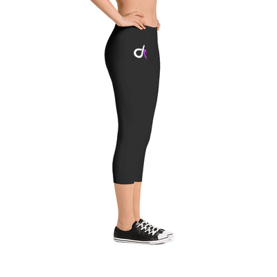 Dream Athletic-Capri Leggings - DreamAthletic