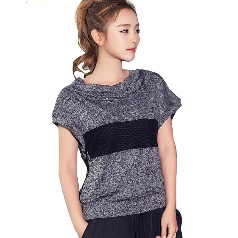 Loose Running Short Sleeve T-Shirt