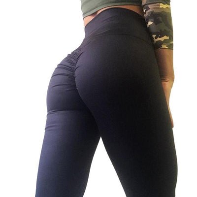 High Waist Tight Fitting Sports Leggings - DreamAthletic