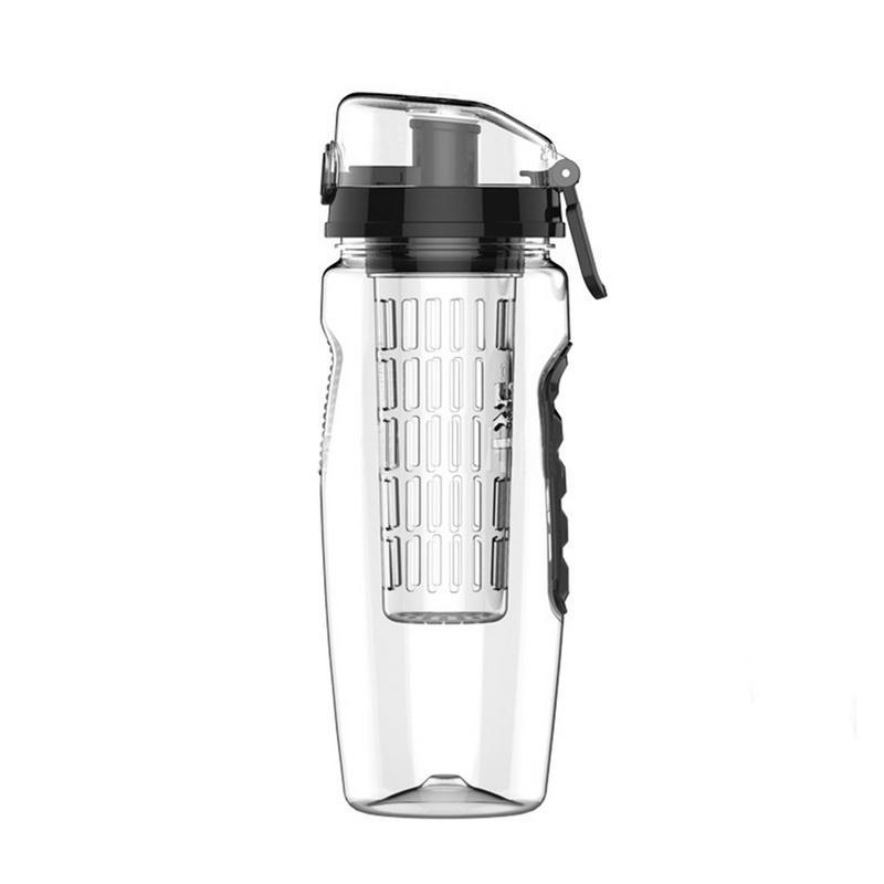 Sports Water Bottle Fruit Infuser 1000ml - DreamAthletic