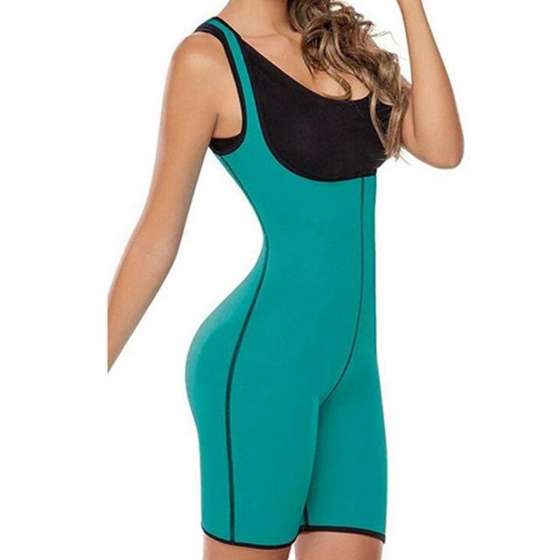 Tight Fitted Compression Jumpsuit