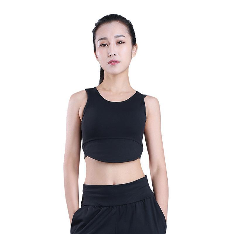 Seamless Loose Fitted Fitness Crop
