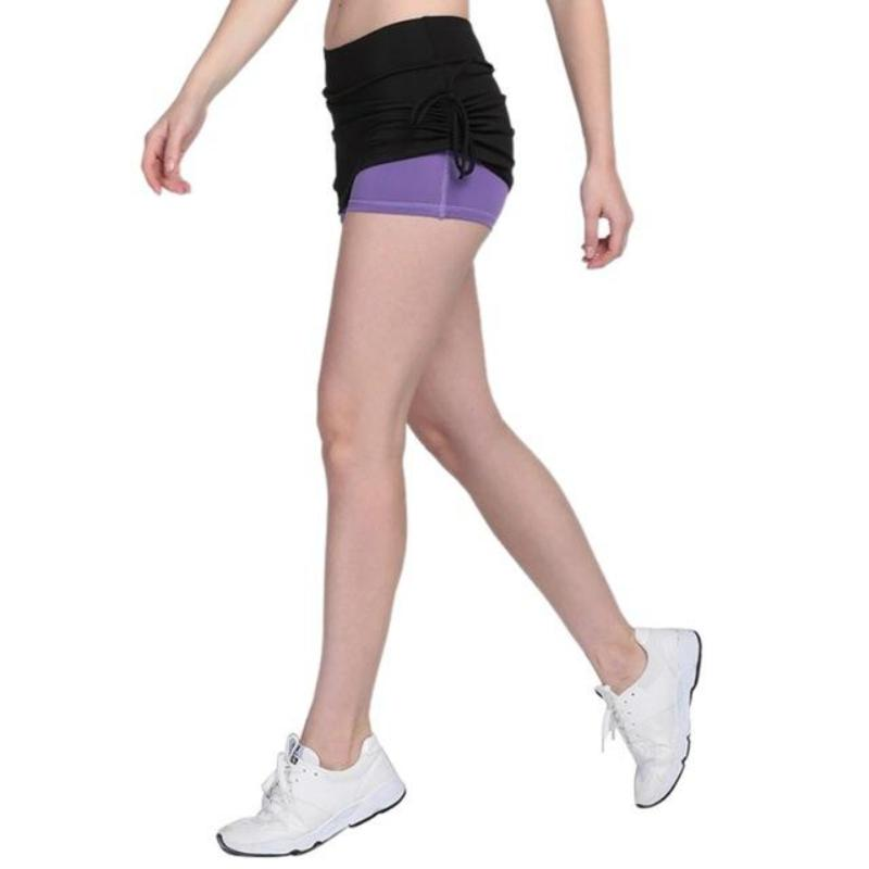 Fast Drying Skirt Gym Shorts - DreamAthletic