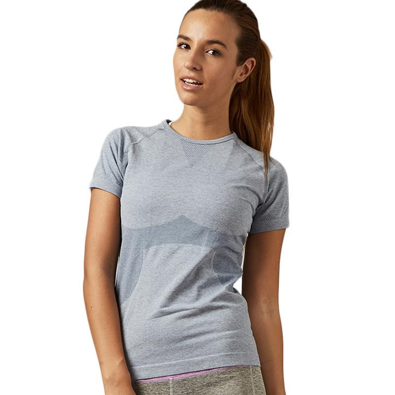 Slim Fitted Nylon Sports T-Shirt - DreamAthletic