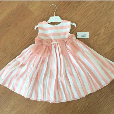 Martin Aranda Candy Stripe Dress