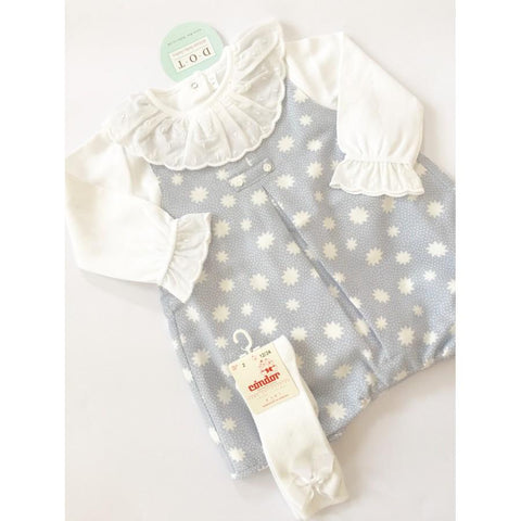 Outfits - Dot_Baby Henrique Romper