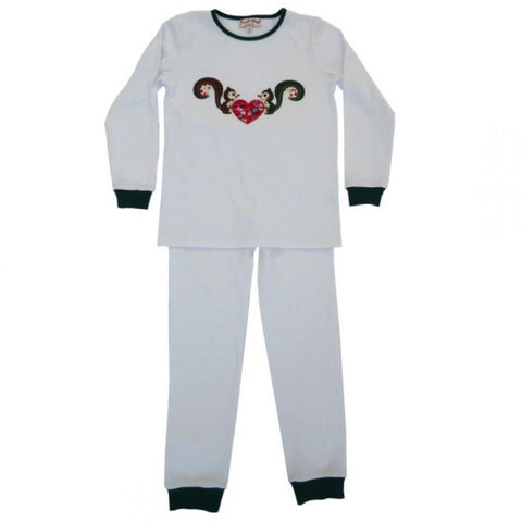 SLEEPWEAR - Cotton Squirrel Pyjamas Cotton Squirrel Pyjamas